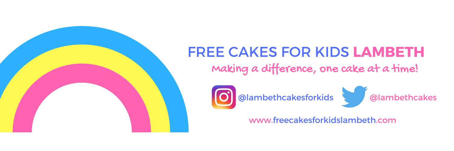 Free Cakes for Kids Lambeth